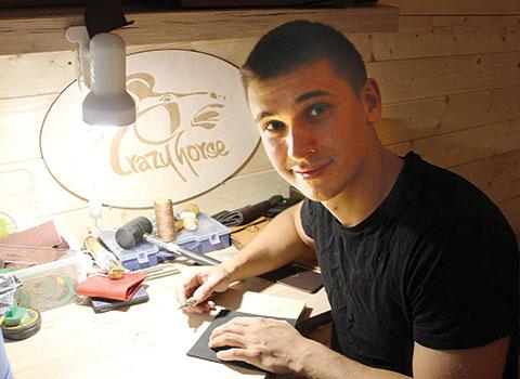 Дмитрий Матвиевский (Сrazyhorse)
