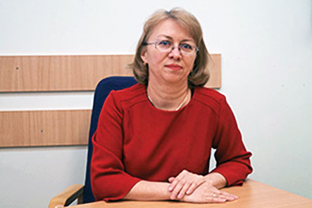 Оксана Наранович