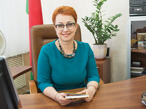 Инесса КУЗЬМИНА