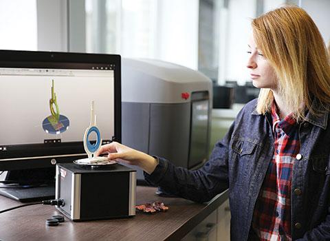 Специальность «Производство изделий на основе трехмерных технологий»