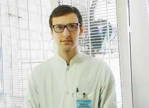 Алексей Невмержицкий