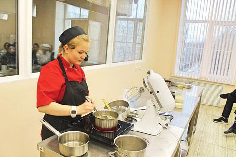 Ольга Романова - шеф-повар, кондитер