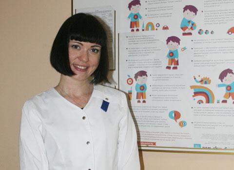 Елена Лопацкая