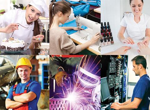Перспективные рабочие профессии