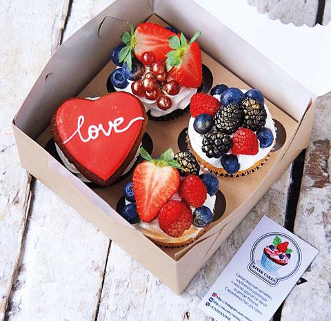 Татьяна Акулич (Minsk cakes)