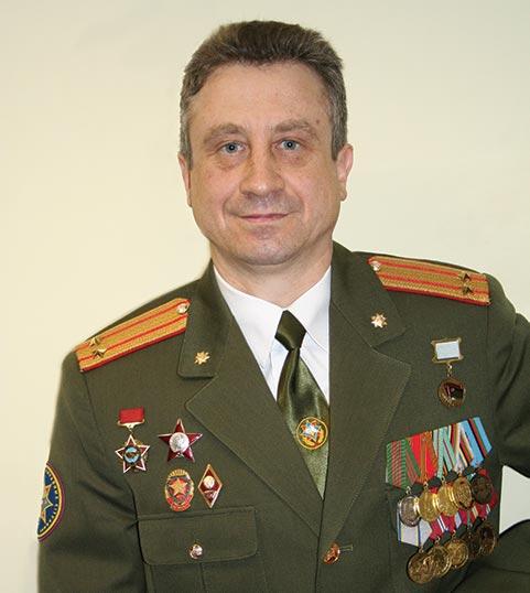 Николай АНКУДОВИЧ