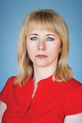 Марина Лаптенок