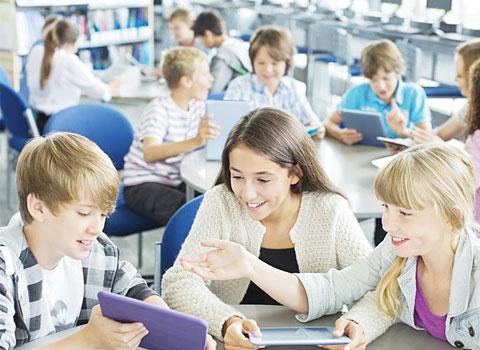 Профориентация школьников через тренинг