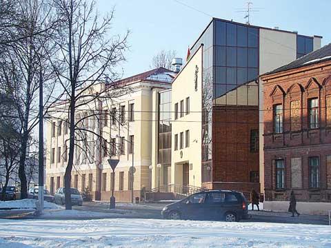 Институт Витебскгражданпроект