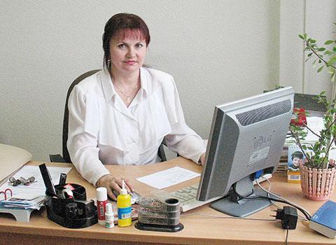 Ирина Лихтарович