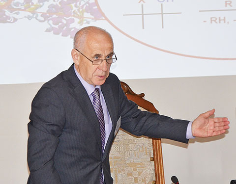 Олег Шадыро - кафедра радиационной химии и химико-фармацевтических технологий