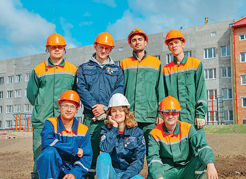 рынок труда для молодежи
