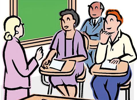 профориентационное собрание