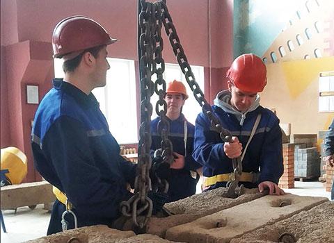 Минский государственный профессионально-технический колледж строителей имени В.Г. Каменского