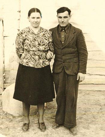Александр Иванович  и Вера Ивановна