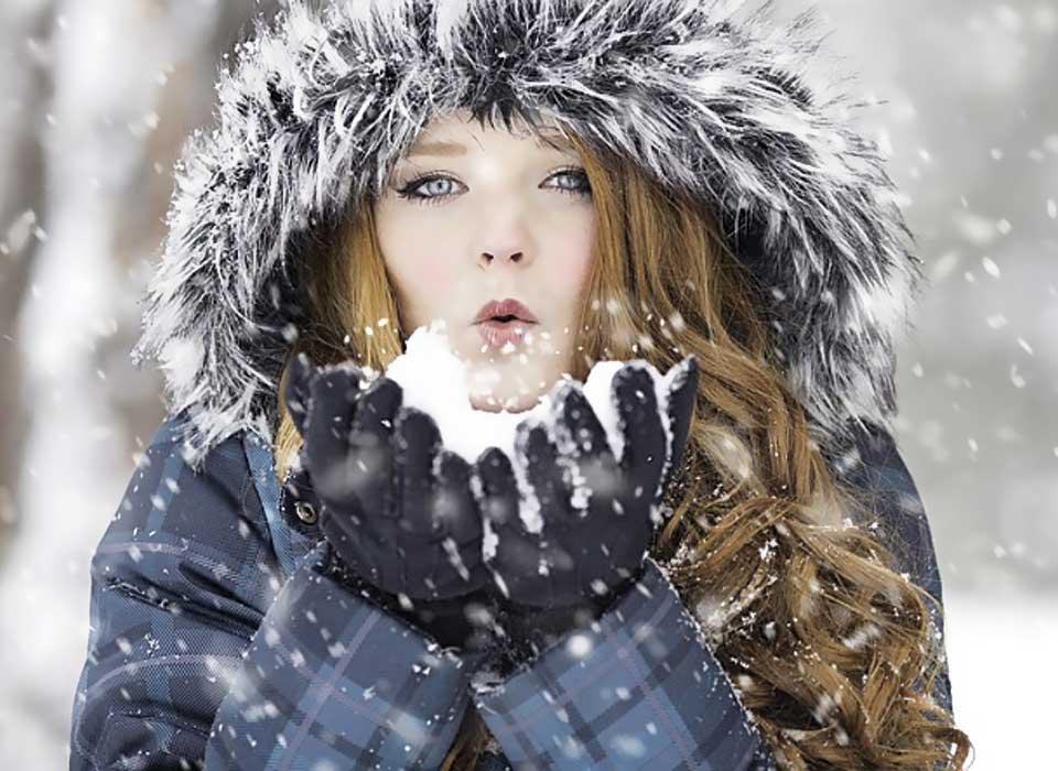 Чтобы не допустить обморожения