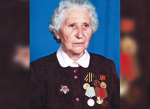 Валентина ЯРОВЕНКО