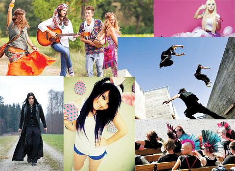 молодежные субкультуры